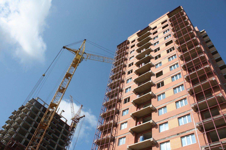 жилищное строительство это